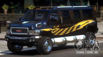 GMC Tough Guy V1.0 para GTA 4