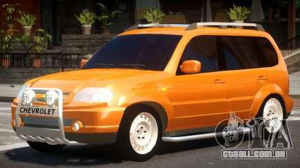 Chevrolet Niva ST para GTA 4