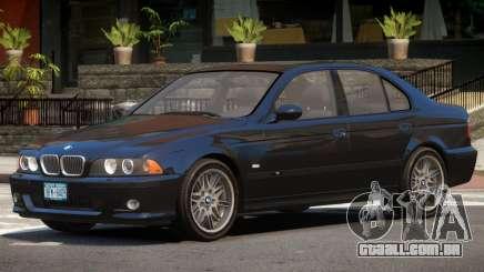BMW M5 E39 ST V1.0 para GTA 4