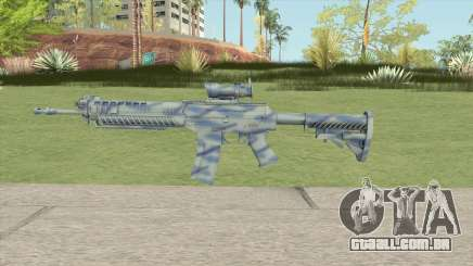 SG-553 Sprawave Bravo (CS:GO) para GTA San Andreas