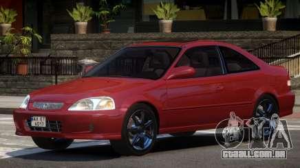 Honda Civic Si V1.0 para GTA 4