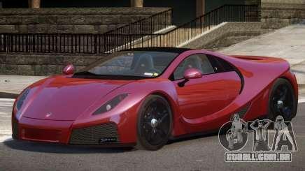 GTA Spano RS para GTA 4
