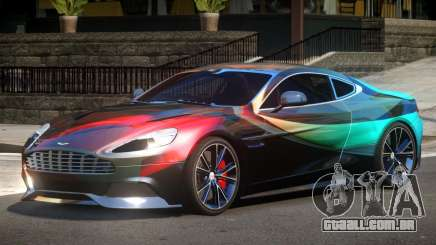 Aston Martin Vanquish RS PJ para GTA 4