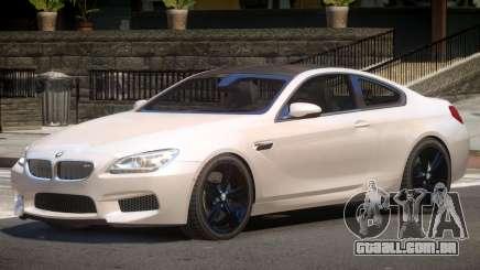 BMW M6 E63 V1.0 para GTA 4