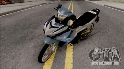 Yamaha Exciter 150 Limited Edition para GTA San Andreas