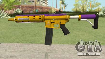 Carbine Rifle GTA V (Mamba Mentality) Base V3 para GTA San Andreas