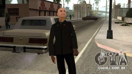 Horácio Larreta para GTA San Andreas
