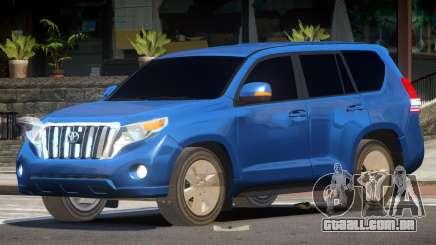 Toyota Land Cruiser Prado ST para GTA 4