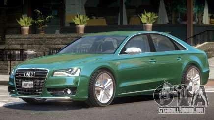 Audi S8 FSI V1.0 para GTA 4
