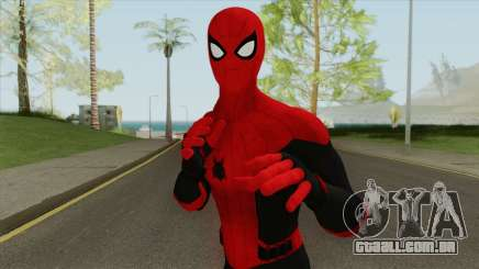 Spider-Man PS4 (Upgraded Suit) para GTA San Andreas