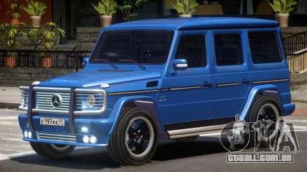 Mercedes Benz G55 V1.0 para GTA 4