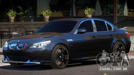 BMW M5 E60 Tuned V1.1 para GTA 4