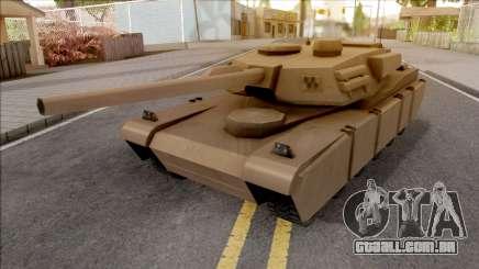Mini Tank para GTA San Andreas