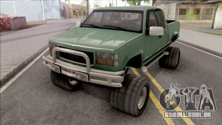 GMC Sierra Monster Truck 1998 para GTA San Andreas
