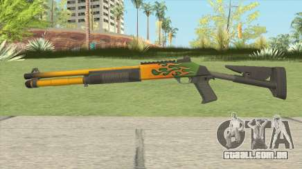 XM1014 Hot Rod (CS:GO) para GTA San Andreas