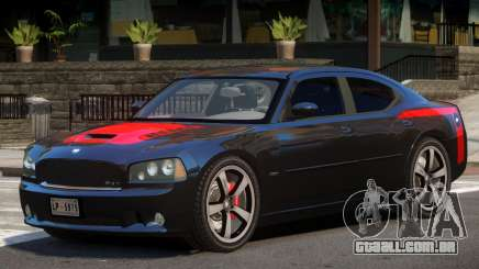 Dodge Charger RT Super Bee para GTA 4