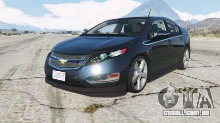 Chevrolet Volt 2012 para GTA 5