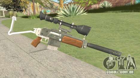 Semi-Automatic Sniper (Fortnite) para GTA San Andreas
