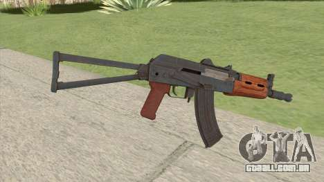AKS-74U (CS:GO Custom Weapons) para GTA San Andreas