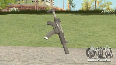 Suppressed SMG (Fortnite) para GTA San Andreas