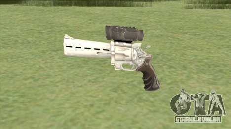 Scoped Revolver (Fortnite) para GTA San Andreas