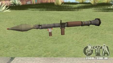 Rocket Launcher GTA V (Original) para GTA San Andreas