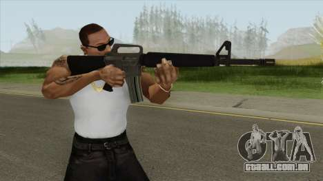 M16A1 (Born To Kill: Vietnam) para GTA San Andreas
