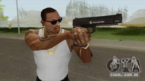 Hawk And Little Pistol .50 GTA V para GTA San Andreas