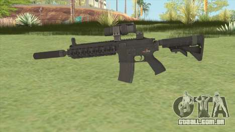 HX AP-15 (Hitman: Absolution) para GTA San Andreas