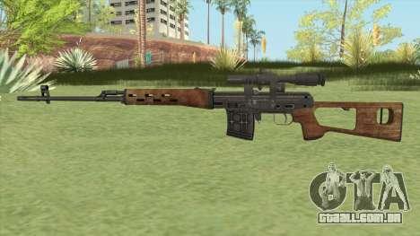 SVD-63 (Born To Kill: Vietnam) para GTA San Andreas
