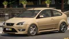 Ford Focus RS V1.0 para GTA 4