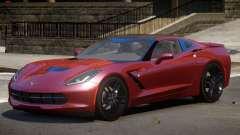 Chevrolet Corvette C7 RS para GTA 4
