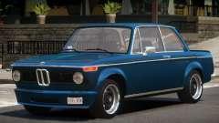 BMW 2002 GT para GTA 4