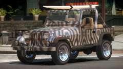 1988 Jeep Wrangler PJ4