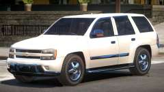 Chevrolet TrailBlazer V1.1 para GTA 4