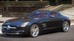 Mercedes SLS AMG V1.0 para GTA 4