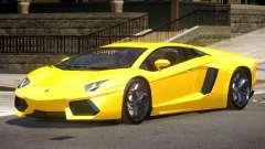 Lamborghini Aventador SS