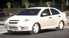 Chevrolet Aveo ST para GTA 4