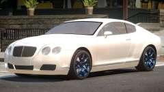 Bentley Continental GT2 para GTA 4