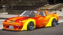 Nissan 380SX GT PJ3 para GTA 4