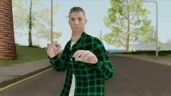 Cristiano Ronaldo (HQ) para GTA San Andreas
