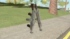 Big Double Submachine Gun