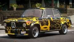 BMW 2002 GT PJ1 para GTA 4