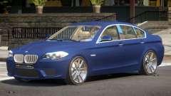 BMW 550i ST