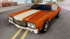 Sabre Turbo Brown para GTA San Andreas