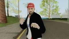 Neymar JR (Beard) para GTA San Andreas