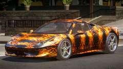 Ferrari 458 Italia Sport PJ1 para GTA 4