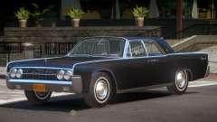 1961 Lincoln Continental para GTA 4