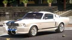 Shelby GT500 V2.1 para GTA 4
