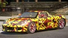 Porsche Carrera GT Sport PJ2 para GTA 4